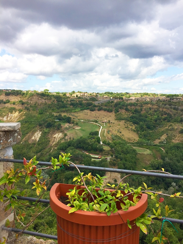 Civita: Sanctuary in the Clouds, Civita di Bagnoregio, 2019