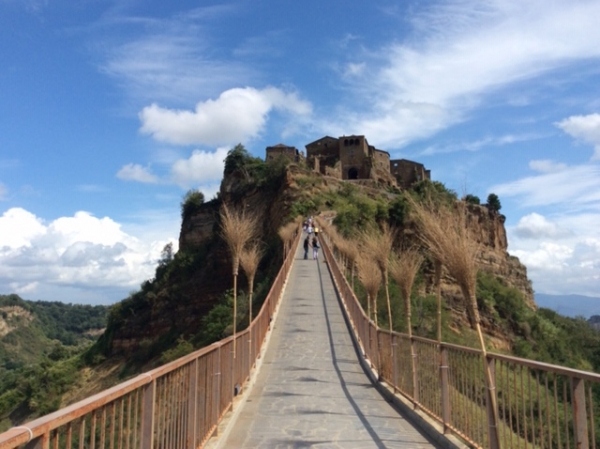Civita Footbridge: Welcoming All by Design