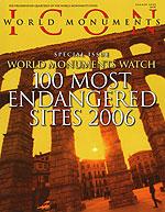 100 Most Endangered Sites 2006