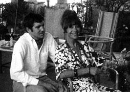Tony Costa Heywood and Astra Zarina