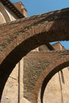 Aurelian arches, Rome.