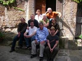 NIAUSI Board Work Party in Civita