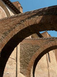 Roman Buttresses